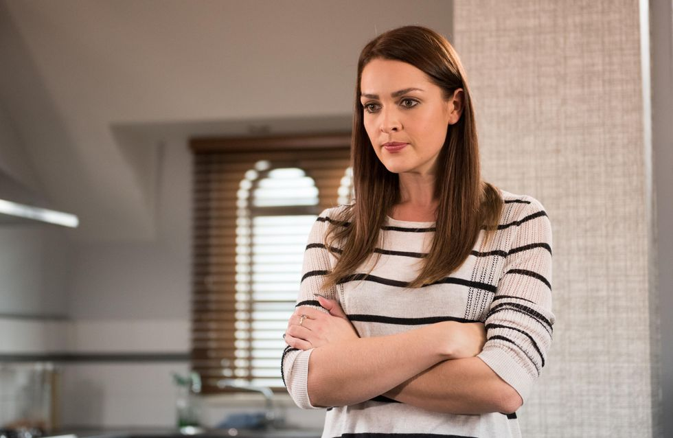 Hollyoaks 7/12 - The finger of blame is pointed at Nico after Jason's accident