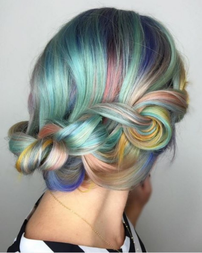 Macaron-Hair