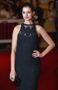 Anne Hathaway en septembre