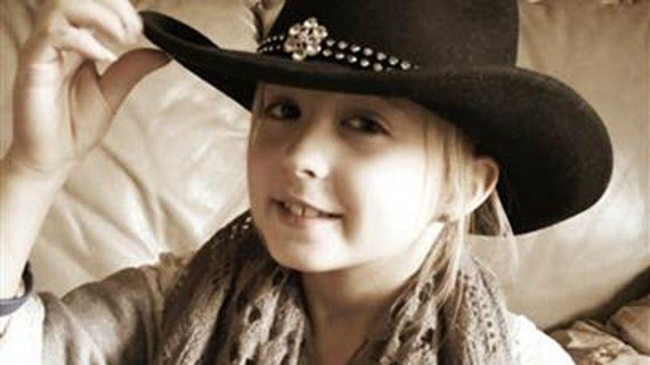 A seulement 8 ans, cette fillette se bat contre une forme extrêmement rare de cancer du sein