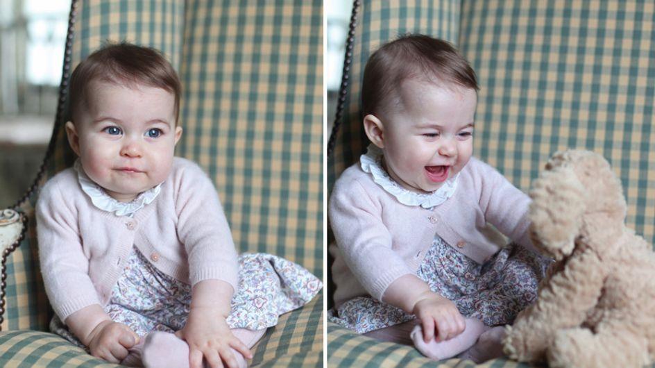 La piccola Charlotte fotografata da mamma Kate. Ecco i dolcissimi scatti!