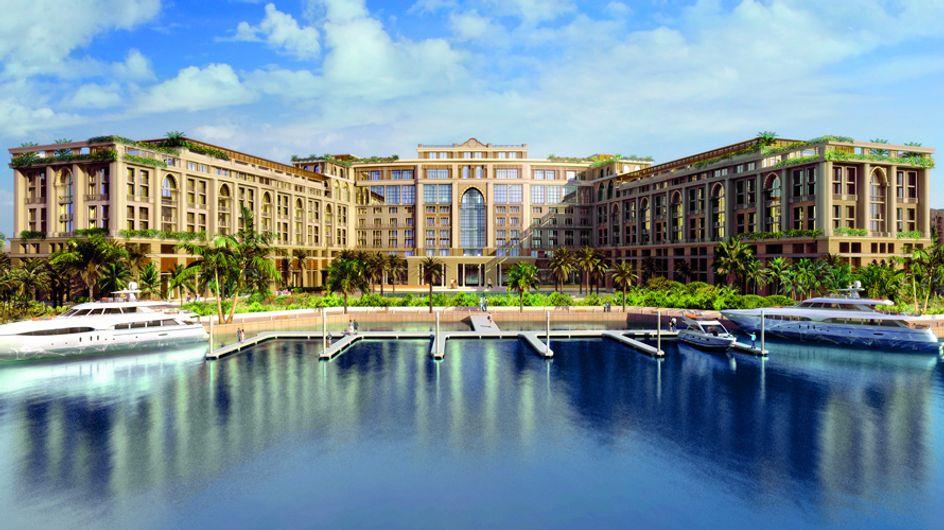El lujo italiano llega a Dubai con el nuevo Palazzo Versace