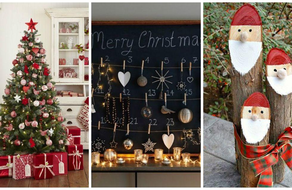 10 idées de déco de Noël repérées sur Pinterest