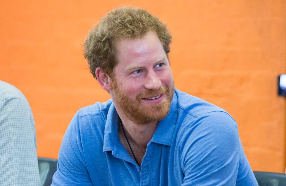 Le prince Harry se confie sur la mort de sa mère Diana