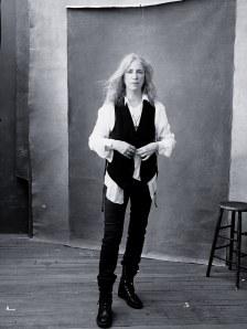 Sängerin Patti Smith