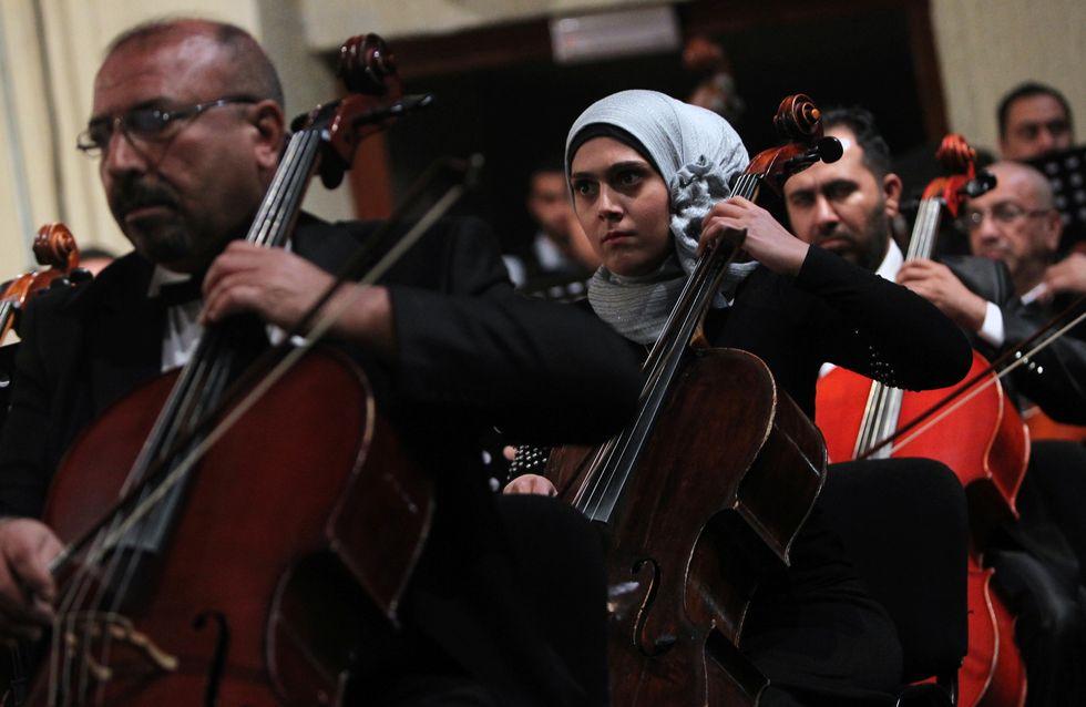 En Iran, un orchestre symphonique interdit de représentation car il comprend des femmes