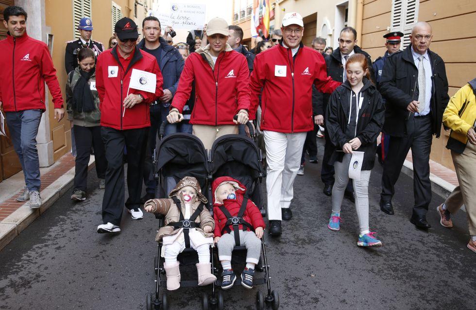 Les jumeaux de Monaco, adorables militants pour le climat (Photos)