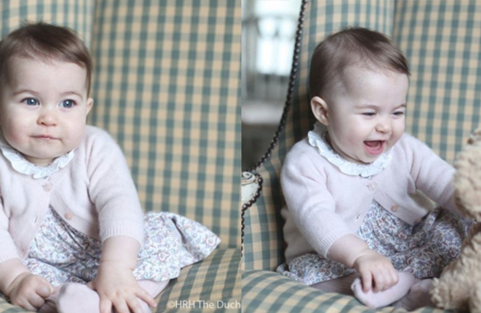 We Merged The Faces Of William And Kate Using A Face Detector To See If It Looks Like Princess Charlotte