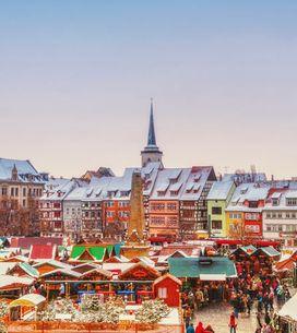 Estes 16 mercadinhos europeus vão despertar o espírito do Natal em você