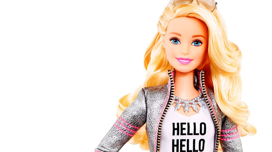 A evolução da boneca Barbie de 1959 a 2015