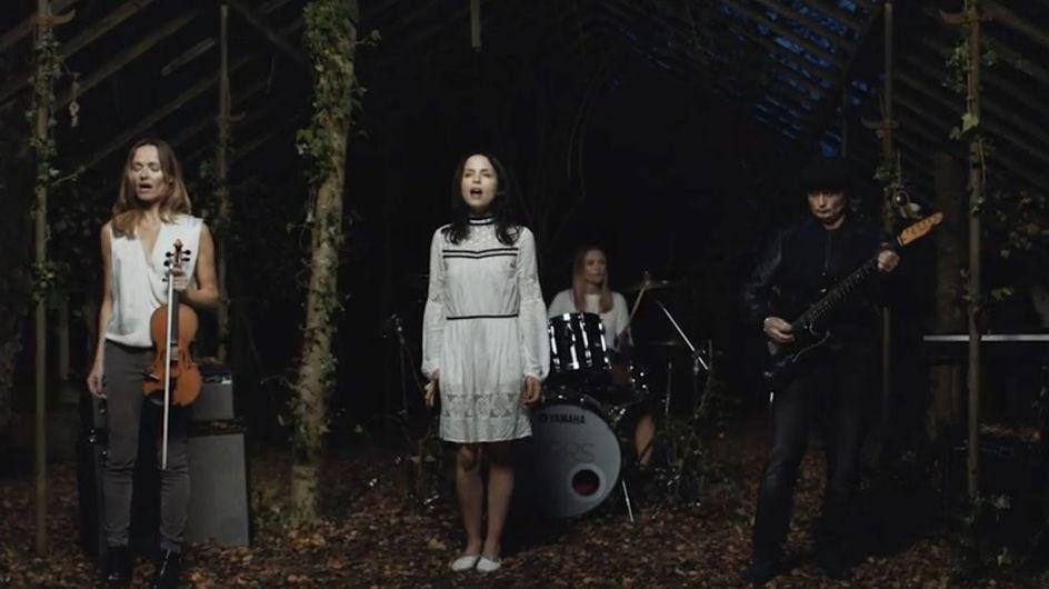"""Découvrez en exclusivité le nouveau clip de The Corrs """"Bring on the Night"""" (Vidéo)"""