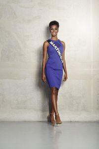 Miss Martinique.