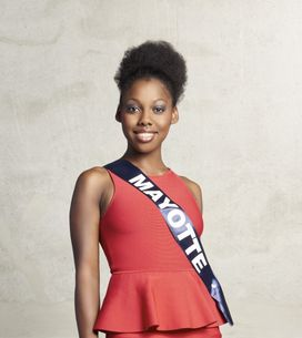 Miss France 2016 : 5 questions à Miss Mayotte (Exclu)