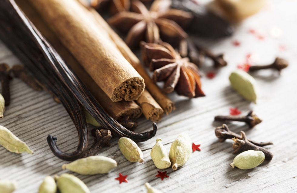 Weihnachtsgewürze: So gesund sind Zimt, Vanille & Kardamom