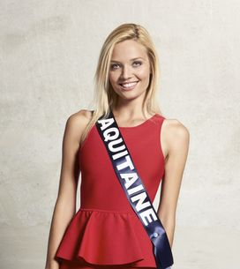 Miss France 2016 : 5 questions à Miss Aquitaine (Exclu)