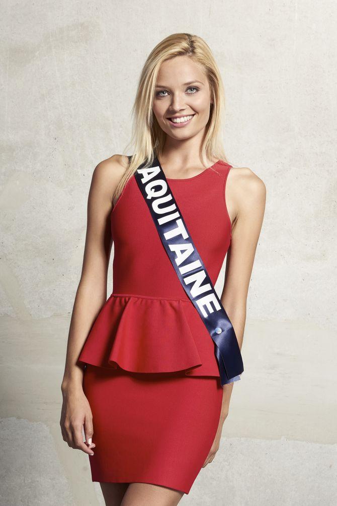 Gennifer Demey, Miss Aquitaine 2015