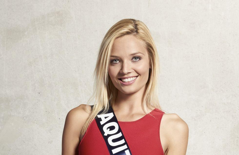 Miss France 2016 : 5 questions à Miss Aquitaine (Exclu)