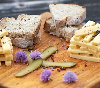 Comment réaliser un joli plateau de fromages?