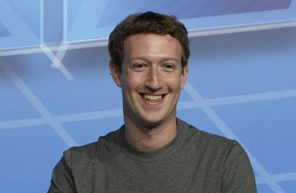 Mark Zuckerberg papa fait un cadeau de naissance incroyable à sa fille