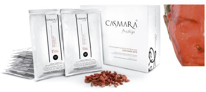 Mascarilla antioxidante y calmante