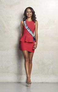 Miss Nouvelle Calédonie, candidate pour Miss France 2016