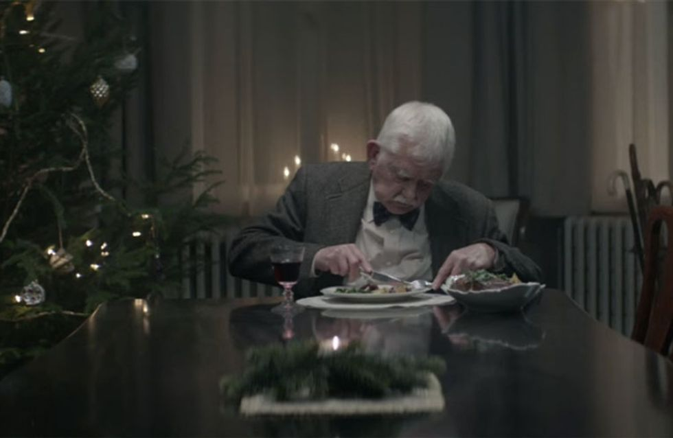 This German Christmas Advert Will Make You Feel All The Emotions