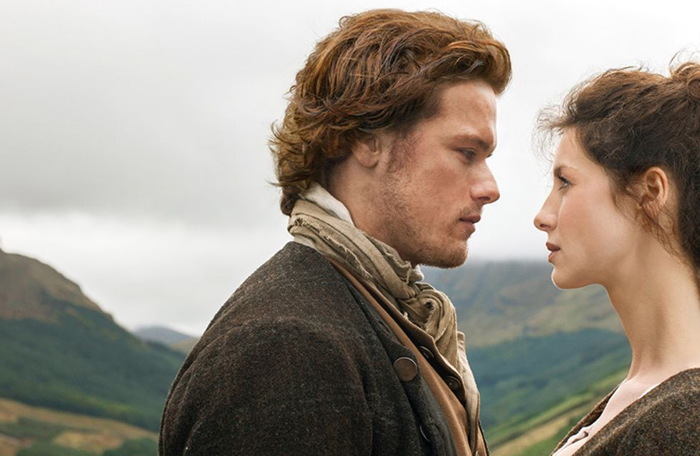 WATCH: The Outlander Season Two Trailer Is Here And Jamie Is As Sexy As Ever