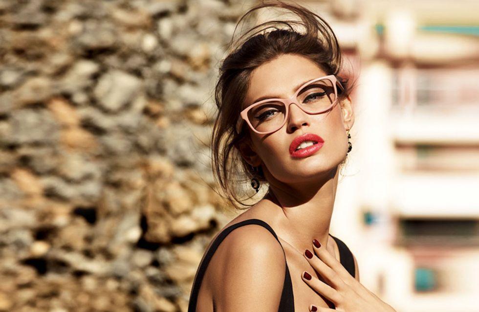 Unas gafas para cada peinado: ¡péinate con vista!