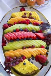 Des fruits à manger avec les doigts