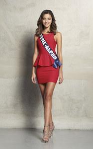 Miss Rhône-Alpes, candidate pour Miss France 2016