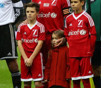 Harper Beckham, adorable petite ballerine (Photo)