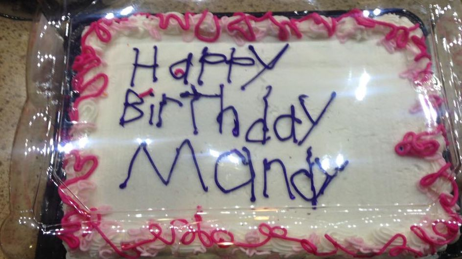 Diese Frau bestellt beim Bäcker einen Kuchen - und ist mit DIESEM Ergebnis völlig zufrieden