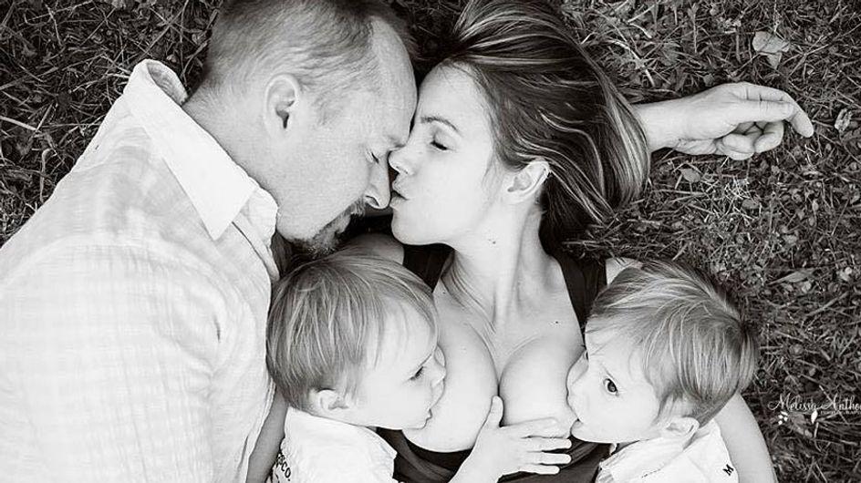 So schön & intim: Dieses Foto einer stillenden Mutter sollte jeder gesehen haben!