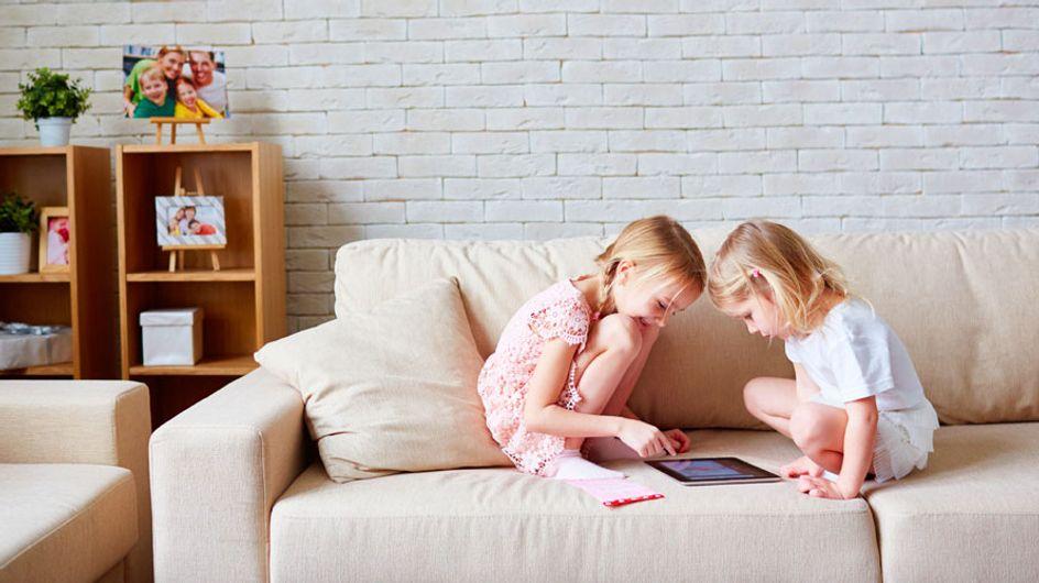 ¿Niños en casa? Cómo mantener siempre el orden y la limpieza