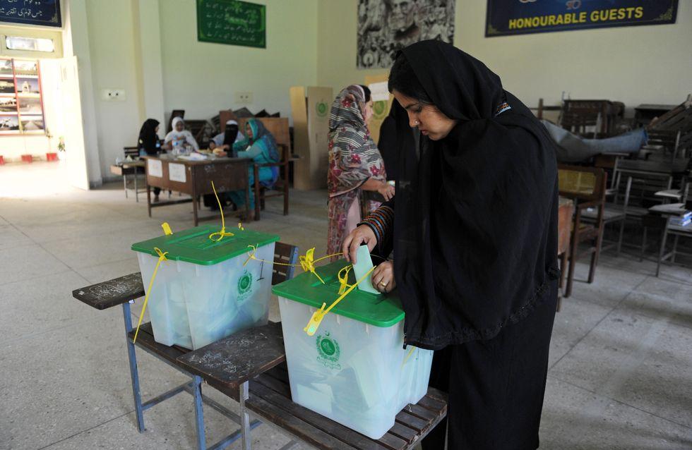 Une Pakistanaise tuée pour avoir voté