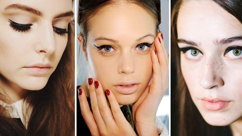 Bon ton, cat eye o dall'effetto drammatico? Scegli il tipo di eyeliner più adatto a te!