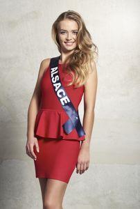 Laura Muller, Miss Alsace 2015
