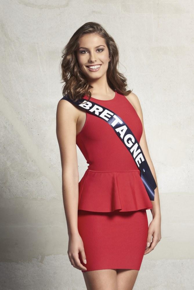 Léa Bizeul, Miss Bretagne 2015