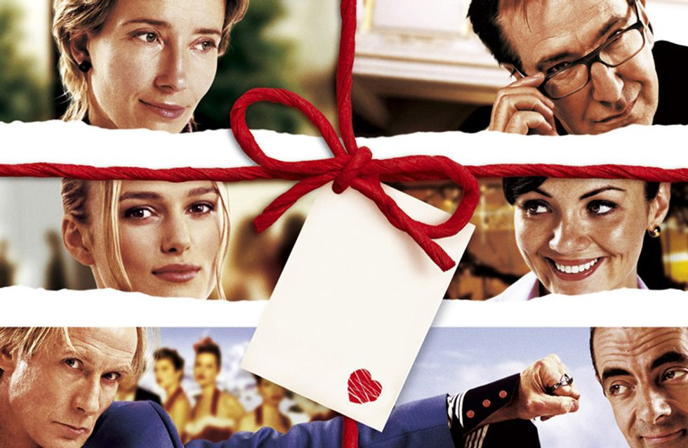 Why Love Actually Isn't Actually a Happy Film At All