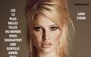 Les 12 plus belles filles du monde se dénudent pour LUI (Photos)