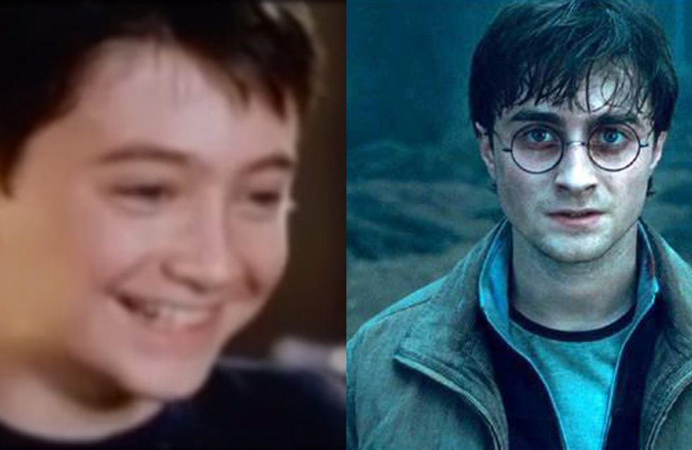 Daniel Radcliffe's First Audition As Harry Potter Has Emerged And It Is Ridiculously Cute