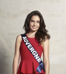 Miss France 2016 : 5 questions à Miss Auvergne (Exclu)