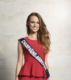 Miss France 2016 : 5 questions à Miss Champagne-Ardenne (Exclu)