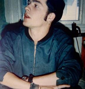 Justin Theroux à 16 ans