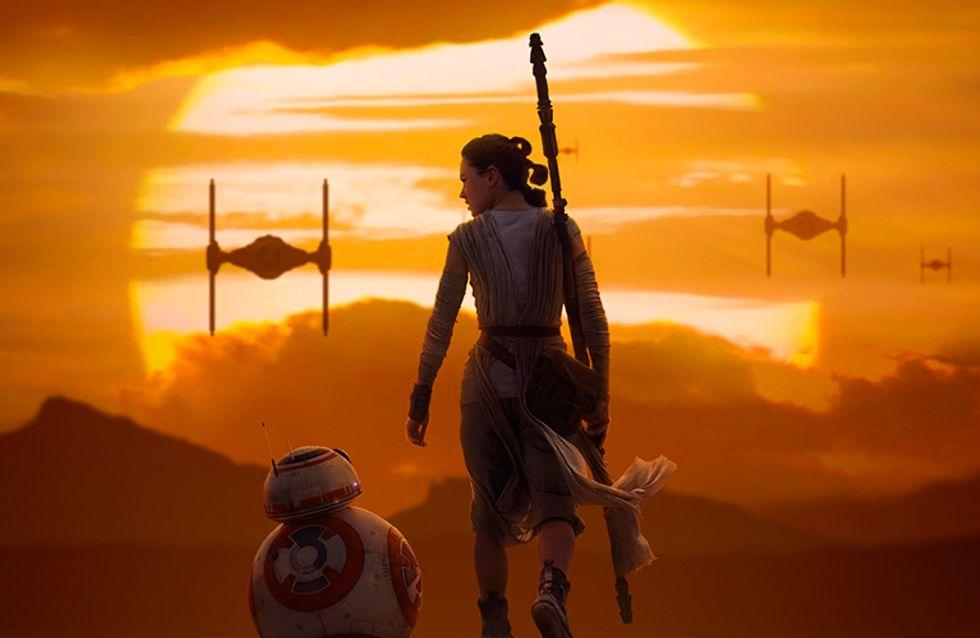 """Como """"Star Wars: O Despertar da Força"""" celebra mulheres poderosas"""