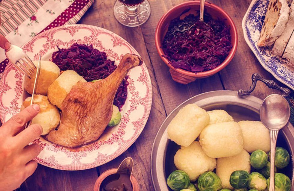 ¡Grábatelos a fuego! 7 consejos para no engordar durante la Navidad