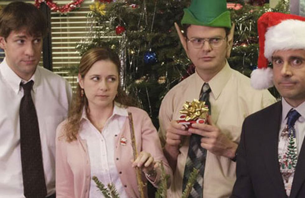 58 Thoughts We All Have At The Office Christmas Party