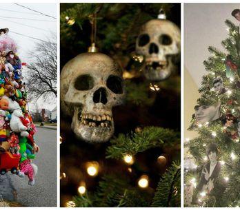 10 sapins qui ne nous donnent pas du tout envie de fêter Noël