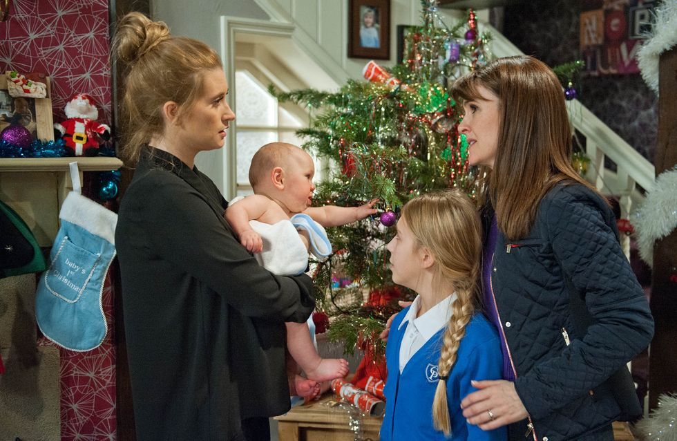 Emmerdale 17/12 - Emma's hell bent on getting access to Moses