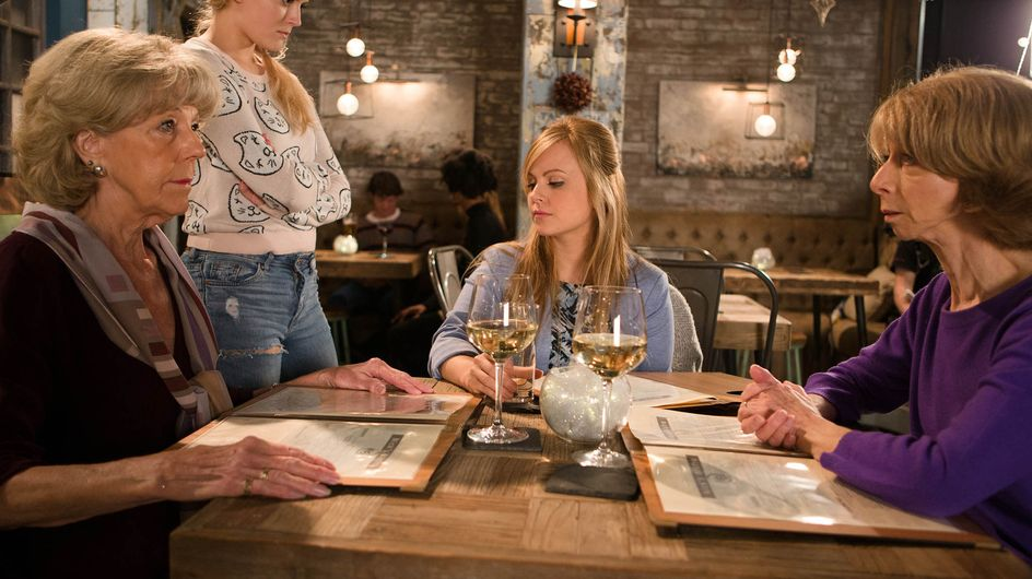 Coronation Street 16/12 - The Platts are rocked by a bombshell